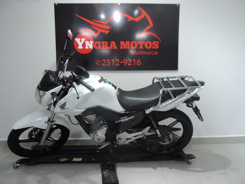 honda cg fan 160 cargo 2017 nova