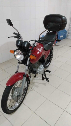 honda cg fan 2005