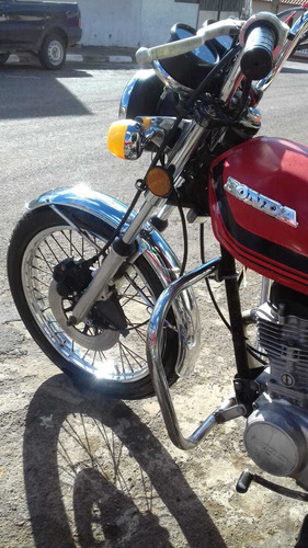 honda cg ml 125 1979