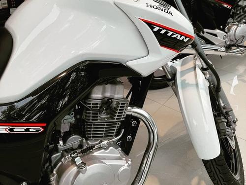 honda cg new titan 150 0km fcia 12/18 entreg ya motopier