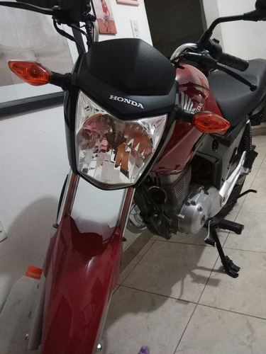 honda cg new titan 150