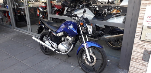 honda cg new titan 150 financio permuto qr motors
