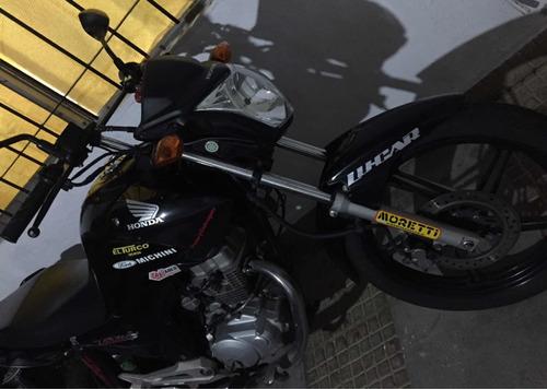honda cg new titan 150, tomo permuta!! auto hasta 200$