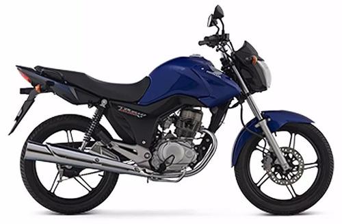 honda cg o km calle 150cc titan naked 0km 999 motos