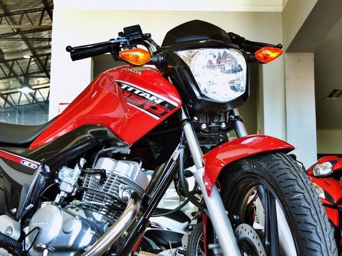 honda cg titan 0km 2020 **18 cuotas de  $9.420** power bikes