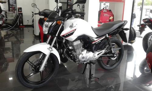 honda cg titan 150 0km 2020 entrega inmediata!! power bikes