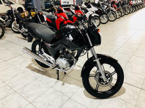 honda cg titan 150 0km- solo con dni - paperino motos
