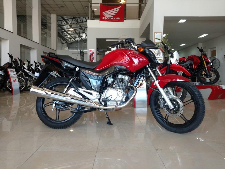 HONDA CG 150 NEGRO - QR MOTORS