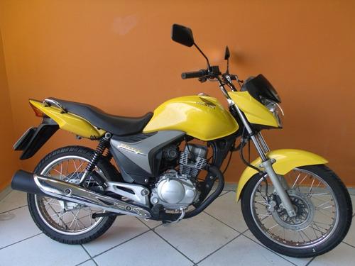 honda cg titan 150 ex 2013 amarela