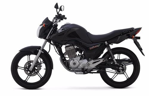 honda cg titan 150- motomanía
