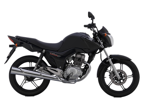 honda cg titan 150 negra roja azul nueva 2017 0km moto sur
