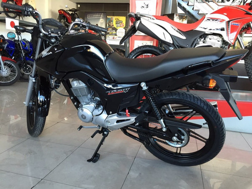 honda cg titan 150 negra roja azul nueva 2018 0km moto sur