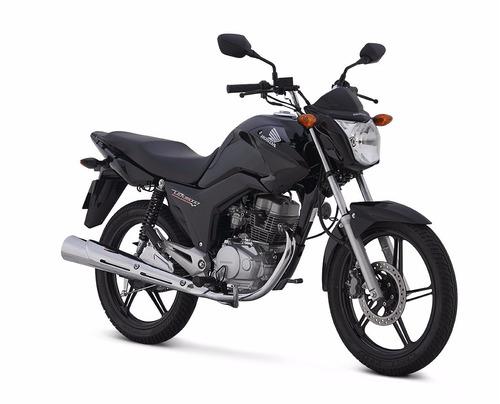 honda cg  titan 150 new 0km negra financiado minimo anticipo