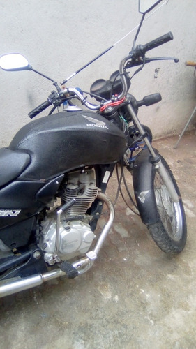 honda cg125 fan