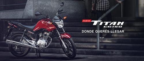 honda cg150 new titan