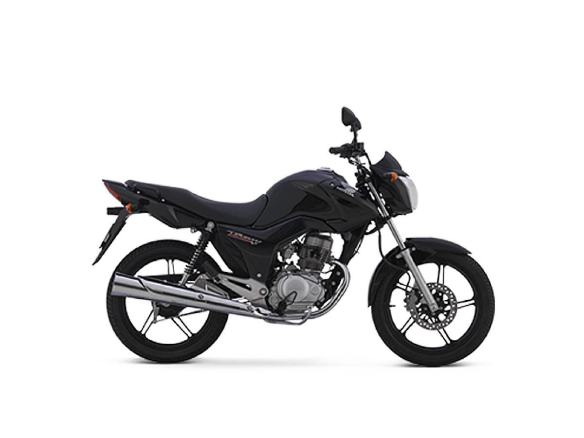 honda cg150 new titan negro 2018 0km avant motos en mercado libre. Black Bedroom Furniture Sets. Home Design Ideas