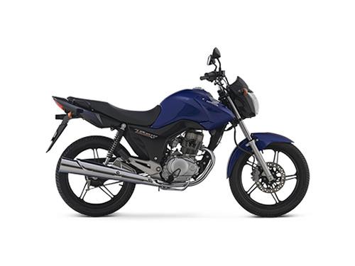 honda cg150 new titan negro 2018 0km avant motos