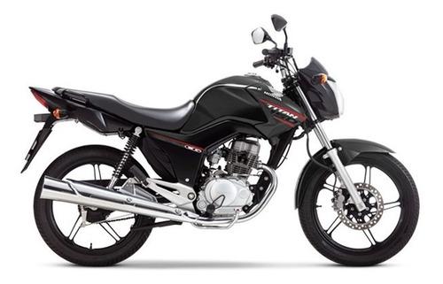 honda cg150 new titan negro 2020 0km avant motos
