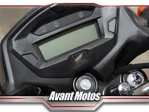 honda cg150 new titan roja 2018 0km cg 150 avant motos