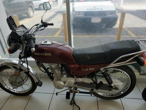 honda cgl125