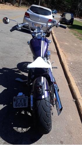 honda chadow 600