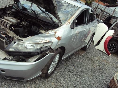 honda city 1.5 2012 automático sucata para retirar peças
