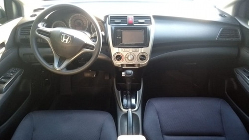 honda city 1.5 dx 16v flex 4p automatico 2011/2011