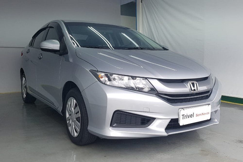 honda city 1.5 dx 16v flex 4p automático