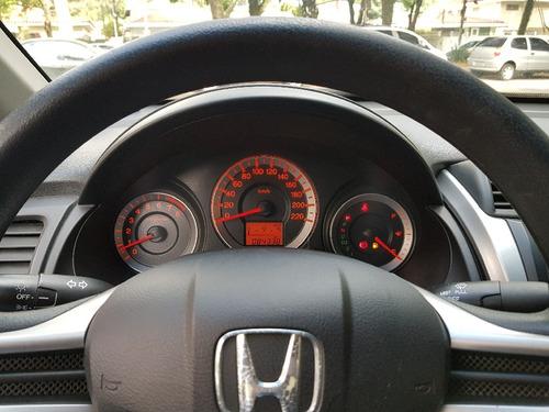 honda city 1.5 dx automatico 2011 com 4 pneus goodyear novos