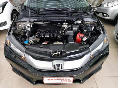 honda city 1.5 dx flex 4p 2017 veiculos novos