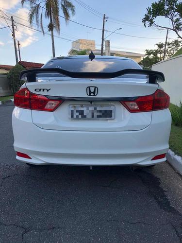 honda city 1.5 dx flex aut. 4p 2017