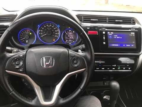 honda city 1.5 ex at 2014