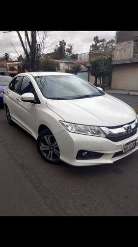 honda city 1.5 ex at cvt 2017