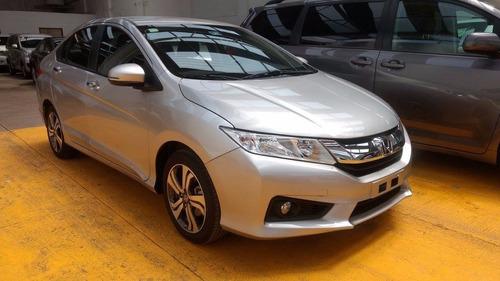 honda city 1.5 ex aut 2016
