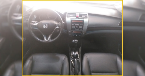 honda city 1.5 ex-l at 120cv 2013