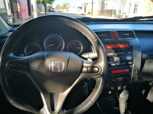 honda city 1.5 ex-l at 120cv 2014