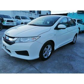 Honda City 1.5 Ex Mt 2014