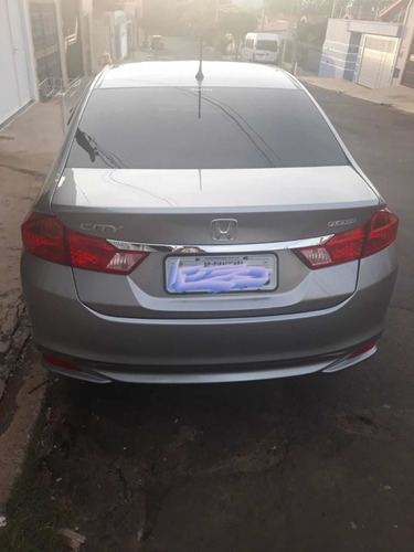 honda city 1.5 exl flex aut. 4p 2015
