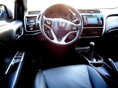 honda city 1.5 exl flex aut. 4p