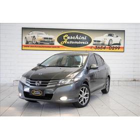 Honda City 1.5 Exl Sedan 16v