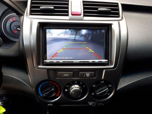 honda city 1.5 lx 2014 automático com 62.000km multimídia