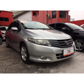 Honda City 1.5 Lx 4p Ano 2010