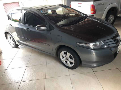 honda city 1.5 lx flex 4p 2012