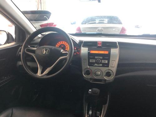 honda city 1.5 lx flex aut. 2012 - impecável