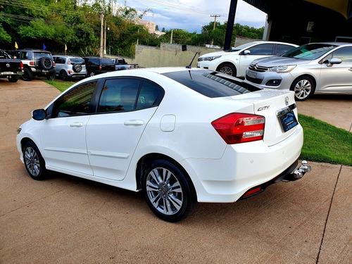 honda city 1.5 lx flex aut. 2014