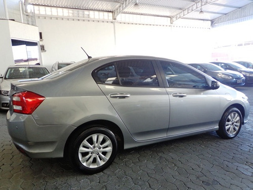 honda city 1.5 lx flex aut. 4p 12/13