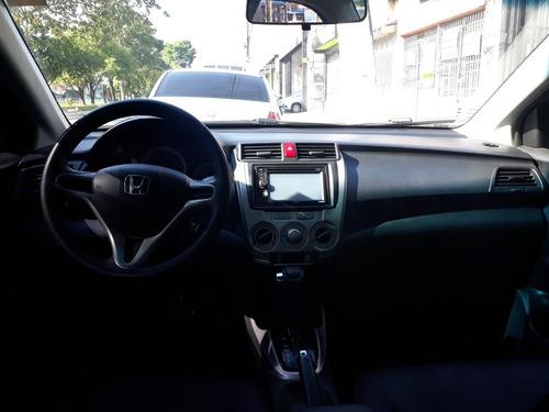 honda city 1.5 lx flex aut. 4p 2011 completo
