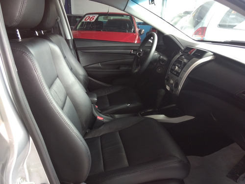 honda city 1.5 lx flex aut. 4p 2012