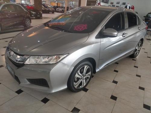 honda city 1.5 lx flex aut. 4p 2015