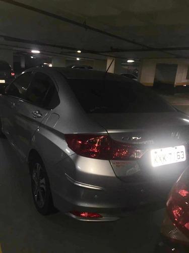 honda city 1.5 lx flex aut. 4p 2017